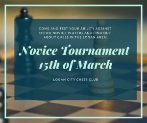 Novice Tournament 15th of March